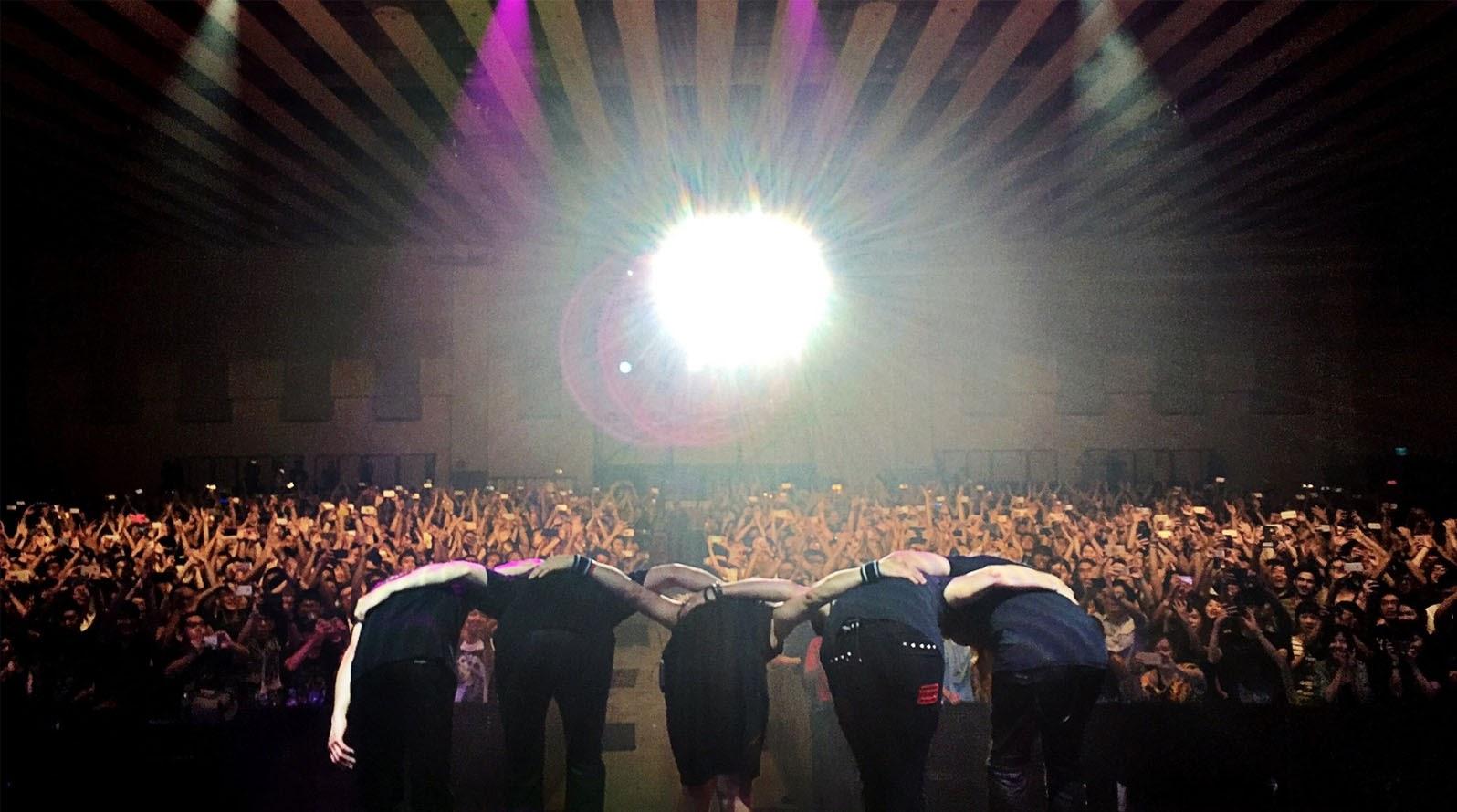 【迷迷現場】請收下台灣樂迷的膝蓋!神級前衛金屬樂團Dream Theater再次登台 神技演奏錯過哭哭(上半場報導)