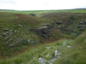 Photo: PW - Descending towards Reaps Water