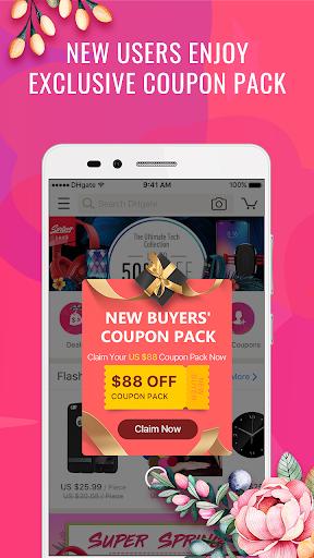 DHgate-Online Wholesale Stores 4.7.5 screenshots 2