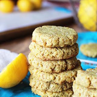 Life Changing Lemon Cookies (Low-Carb, Vegan, Paleo) Recipe