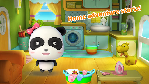 Cleaning Fun - Baby Panda  screenshots 5