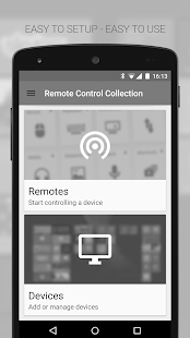 Mouse & Keyboard Remote- screenshot thumbnail