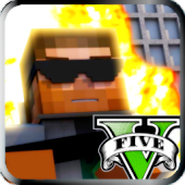 Mod & Skin GTA V for Minecraft