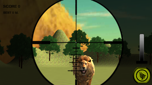 Wild Lion Hunting Sniper 3D screenshot 5