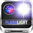 Bright Flashlight LED icon