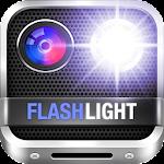 Bright Flashlight LED Icon
