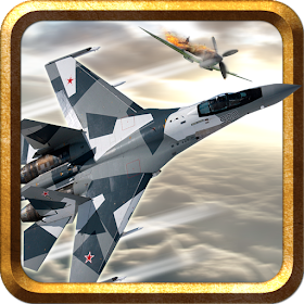 F18 Simulator Pilot Fire Storm