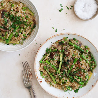 Asparagus Risotto Recipe