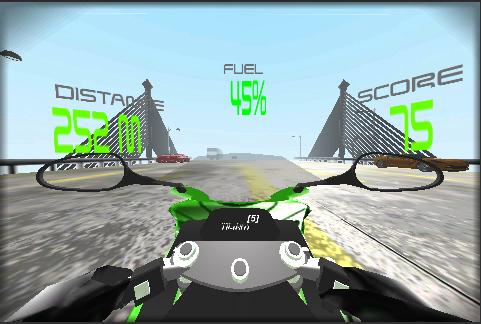 Скриншот Deathless Biker