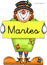 Photo: martes payaso