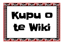 Image result for word of the week maori