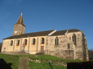 photo de Corravillers Eglise Saint Jean-Baptiste