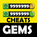 Gems For Clash Royale Cheats icon