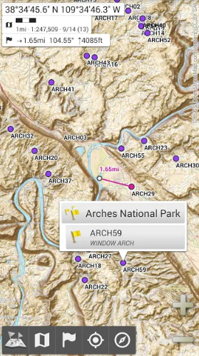 All-In-One Offline Maps Best off road GPS apps for android and ios iPhone