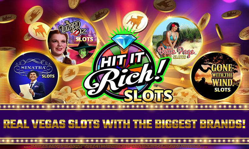 hit it rich casino for android