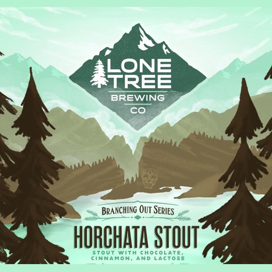 Logo of Lone Tree Horchata Stout