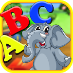 PreSchool Kids ABC Flash Cards Icon