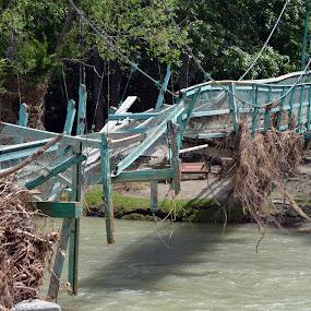 A Bridge Less Travelled by Jess Trudeau - Buildings & Architecture Bridges & Suspended Structures ( pwcbridges,  )