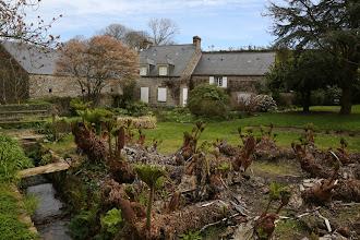 Photo: das Haus von Jacques Prevert