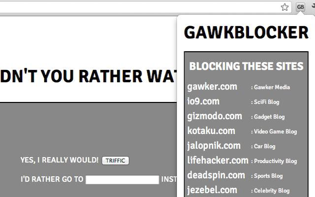 GawkBlocker