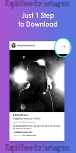 RapidSave Instagrame Download- screenshot thumbnail