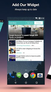 Tech News & Reviews- screenshot thumbnail