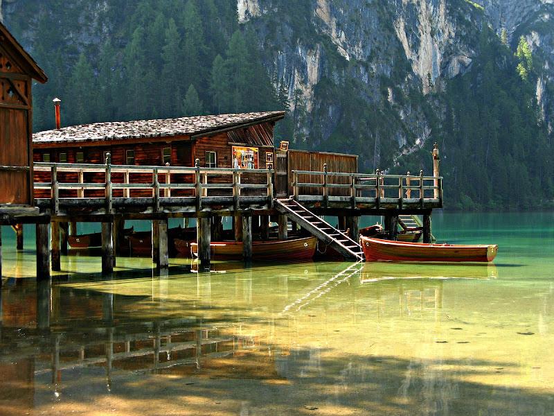 Sul lago dorato di donyb