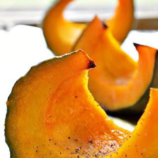 Gluten Free Maple Glazed Kabocha Squash