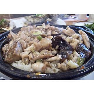Mushroom - Rice Casserole