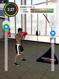 Cross Body Trainer- screenshot thumbnail
