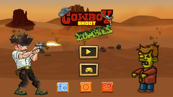 CowBoy Shoot Zombies- screenshot thumbnail