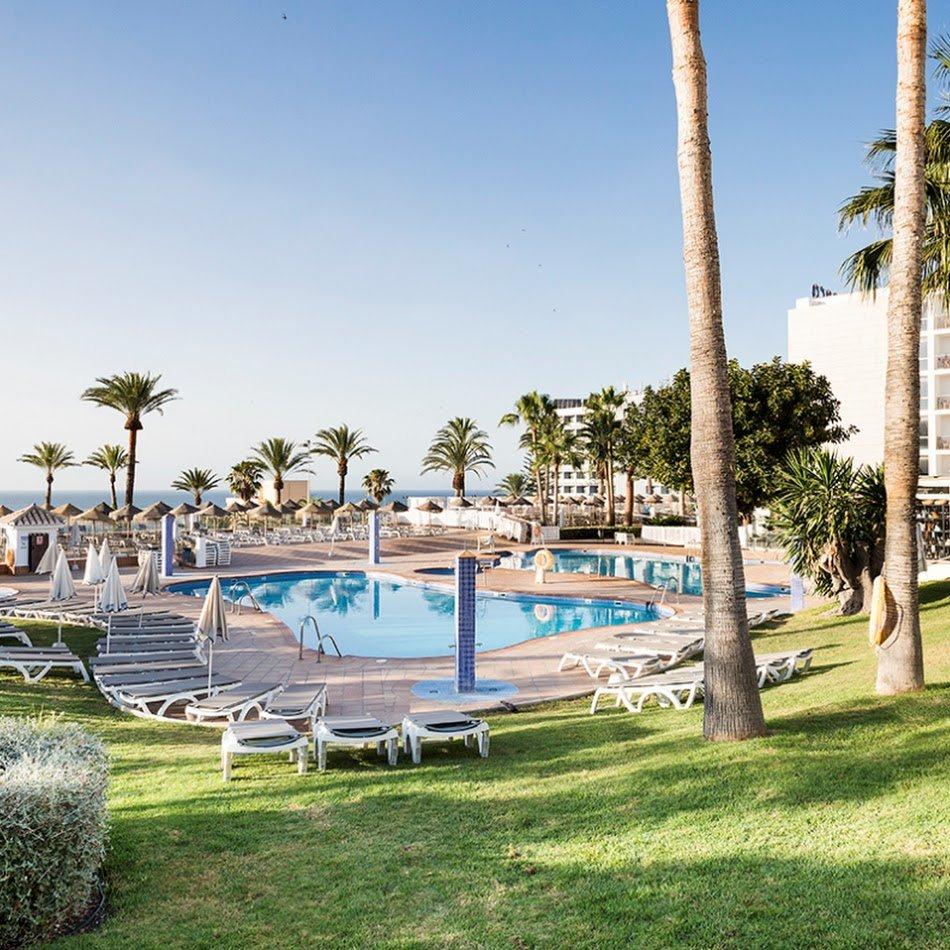 Hoteles en primera línea de playa >