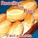 Como fazer pães caseiros icon
