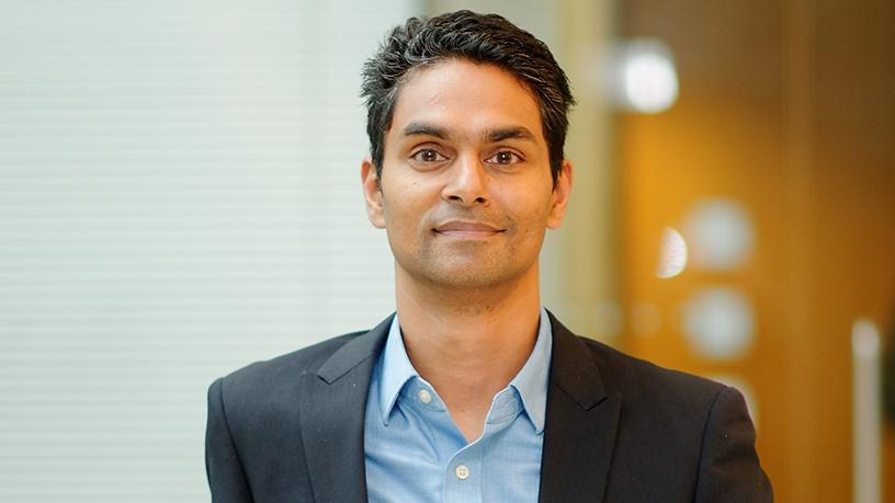 Neil Sholay, head of digital at Oracle EMEA.