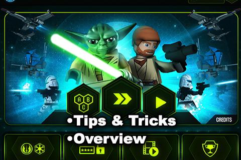 Guide LEGO Star Wars Yoda II