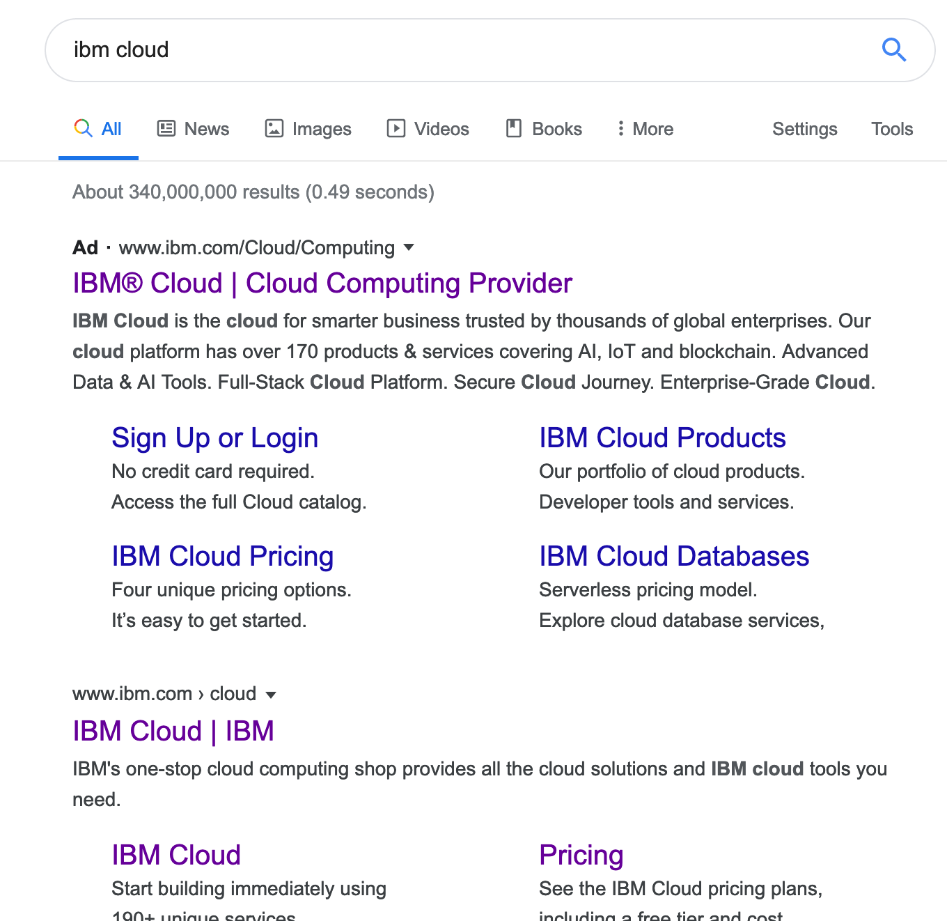 5 Takeaways from Poking around IBM Cloud