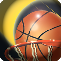 3D Basketball Shot icon