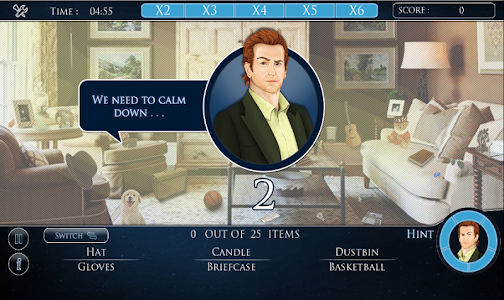 Mystery Case: The Suspect screenshot 3