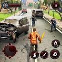 Miami Crime Auto Gangster Survival icon