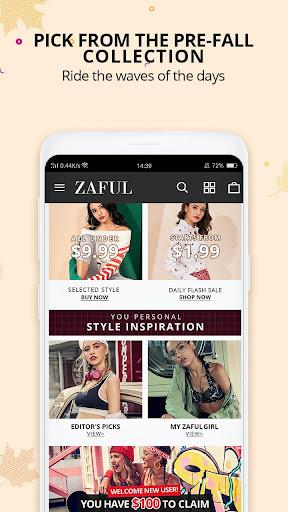 ZAFUL - My Fashion Story 3.6.0 screenshots 2