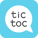 Tictoc: Free Chat & Voice Call icon