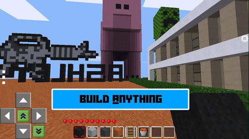 The SimCraft : Build Town Crafting Exploration for PC