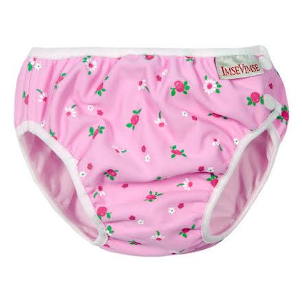 Imse Vimse swimpant Pink Flower