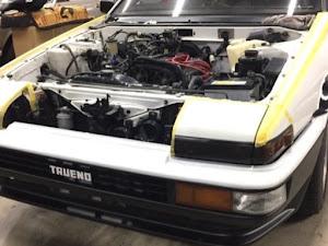 スプリンタートレノ AE86 GT APEX 昭和60年式(1985)のカスタム事例画像 TRUENO  AJさんの2018年05月25日08:32の投稿