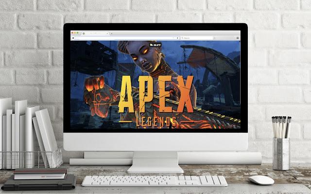 Game Theme: APEX Legends Shadowfall
