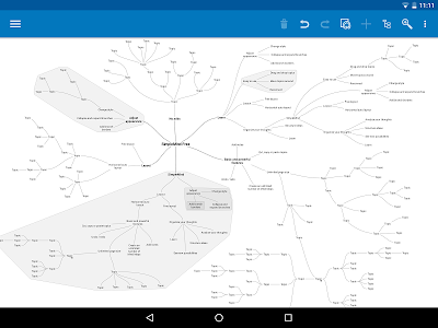 SimpleMind Free mind mapping screenshot 12
