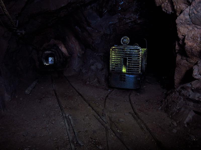 Nel buio della miniera di LucaMonego