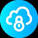 Cosmic Privacy Browser - Secure, Adblock & Private icon