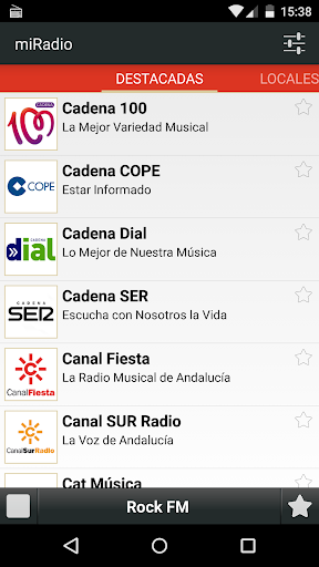 miRadio FM Spain