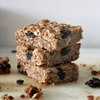 Cherry Granola Bars